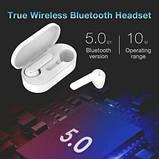 Xiaomi QCY T3 з TWS для 3D стереозвуку Бездротові Bluetooth 5.0 Навушники купити в наявності Україна, фото 4