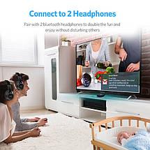 Беспроводной Bluetooth 4.2 адаптер Ugreen CM108 aptX HI-FI (приемник + передатчик), фото 2