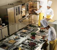 Тепловое оборудование, оборудование для ресторана, пароконвектомат, грили, фритюрници, rational