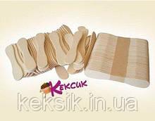 Деревянные палочки для мороженого 9см 50шт