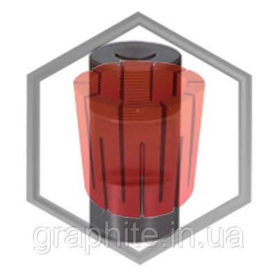 Фильера графитовая под полосу для машин непрерывного литья Bertonchello