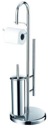 Стійка туалетна тримач туалетного паперу і щітки AWD02070360