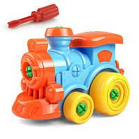 Игрушка детская Поезд с инструментами (0260004153137)