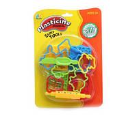 Игрушка детская Набор форм для тиснения из 12 предметов (0250009934510)