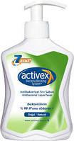Activex. Мыло жидкое антибактериальное натуральное 300мл (8690506459581)