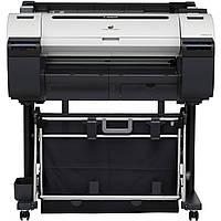 Canon imagePROGRAF iPF670, широкоформатный принтер А1, (24 дюйма / 610 мм)