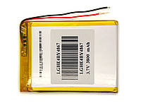 Аккумулятор 3800mAh 3.7v 456690  для планшетов