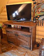Тумба под телевизор под старину