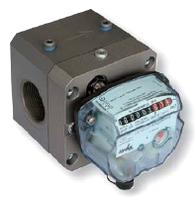 Газовые роторные счетчики DELTA COMPACT G10 ДУ 40 с фланцевым присоединением