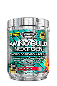 Амінокислоти MuscleTech Amino Build Next Gen 30 порц.