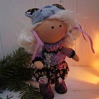 Интерьерная куколка Мышка 14 см