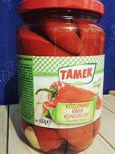 Жареный консервированный перец, острый/сладкий, 680 гр