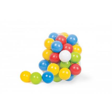 Кульки для сухих басейнів 4333 60шт 40 х 31 х 31 см ТехноК, фото 2