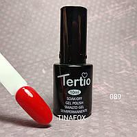 Гель-лак для ногтей Tertio №089, 10 мл