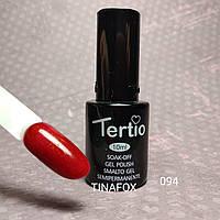 Гель-лак для ногтей Tertio №094, 10 мл