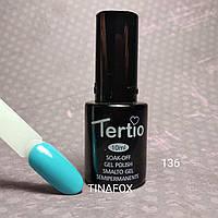 Гель-лак для ногтей Tertio №136, 10 мл