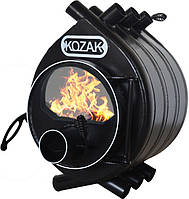 Печь-булерьян KOZAK 00 - 100 м³ + стекло