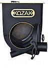 """Булерьян с варочной поверхностью KOZAK на 120 м3"""" с вторичной камерой дожига высоким КПД 75%, фото 4"""