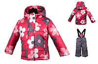 Зимний комплект для девочки Salve by Gusti. Размер 92, 122 и 128.