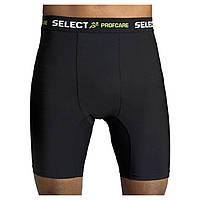 Компрессионные шорты Select Compressions trousers 6402 (белые) размер XL, фото 1