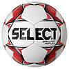 Мяч футбольный SELECT Brillant Replica (316) бел/красн размер 4