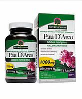 Nature's Answer, Кора муравьиного дерева (По Дарко), 1000 мг, 90 вегетарианских капсул