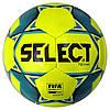 Мяч футбольный SELECT Team FIFA (016) желт/син, размер 5