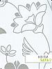 Ткань Квіти на белом фоне