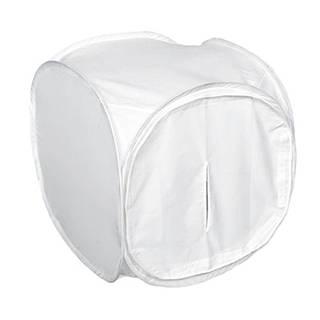 Лайт куб Mircopro LT-011 120х120х120 см белый с 2 фонами (LT-011_120120120)