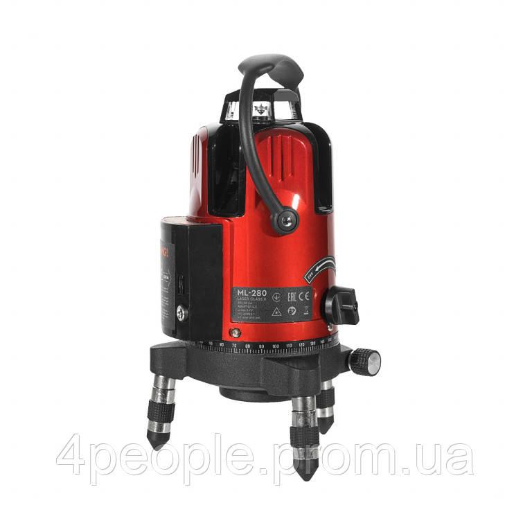 Лазерный уровень Dnipro-M ML-280 |СКИДКА ДО 10%|ЗВОНИТЕ