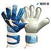 Перчатки вратарские BRAVE GK AQUA BLUE