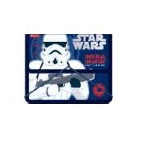 Папка для зошитів на гумці 1ВЕРЕСНЯ 491185 В5 пластик. Зоряні Війни (1)