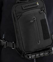 M-Tac сумка Forefront Bag Elite Black, фото 2