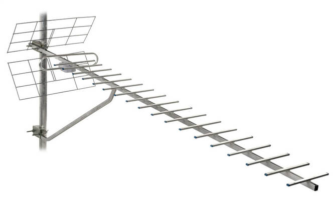 ТВ-антена Т2 Energy 1,5 м (F-конектор) - 17 Дб, фото 2
