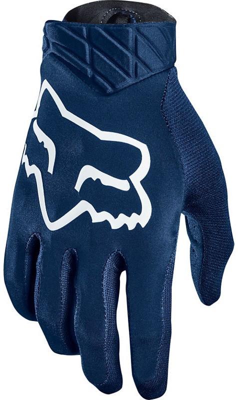 Мото перчатки Fox Airline Glove синие, M (9)
