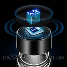 Вакуумный термос IPRee 500мл с LCD индикатором температуры Black, фото 3
