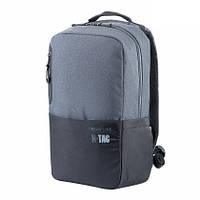 M-Tac рюкзак Urban Line Laptop Pack Dark Grey