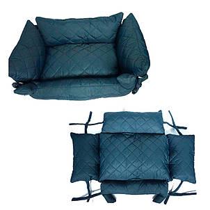 Лежанка лежак спальное место матрас диван  для собак и котов, фото 2