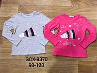 Реглан для девочек, Glo-story, 98,104,110,128 см,  № GCX-9370