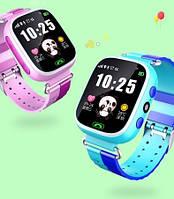 Детские Смарт Часы GM7S Синие, фото 1