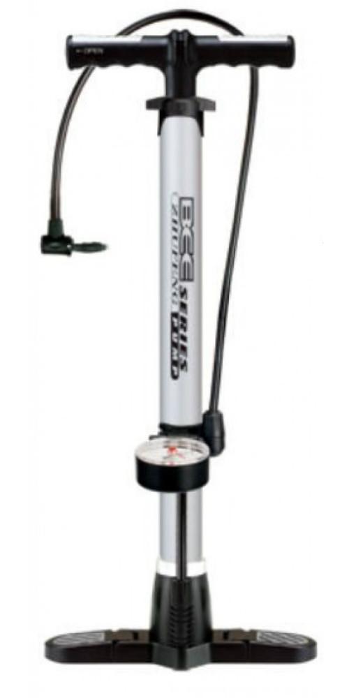 Насос напольный BEE ZF-0804C сталь AV/FV с манометром