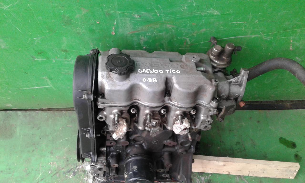 Б/у двигатель для Daewoo Tico 0.8 B  F8C