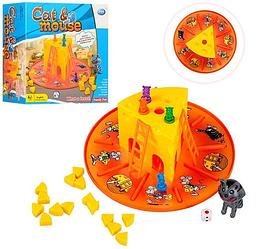 Настольная игра кот и мыши игра для 2-4 человек