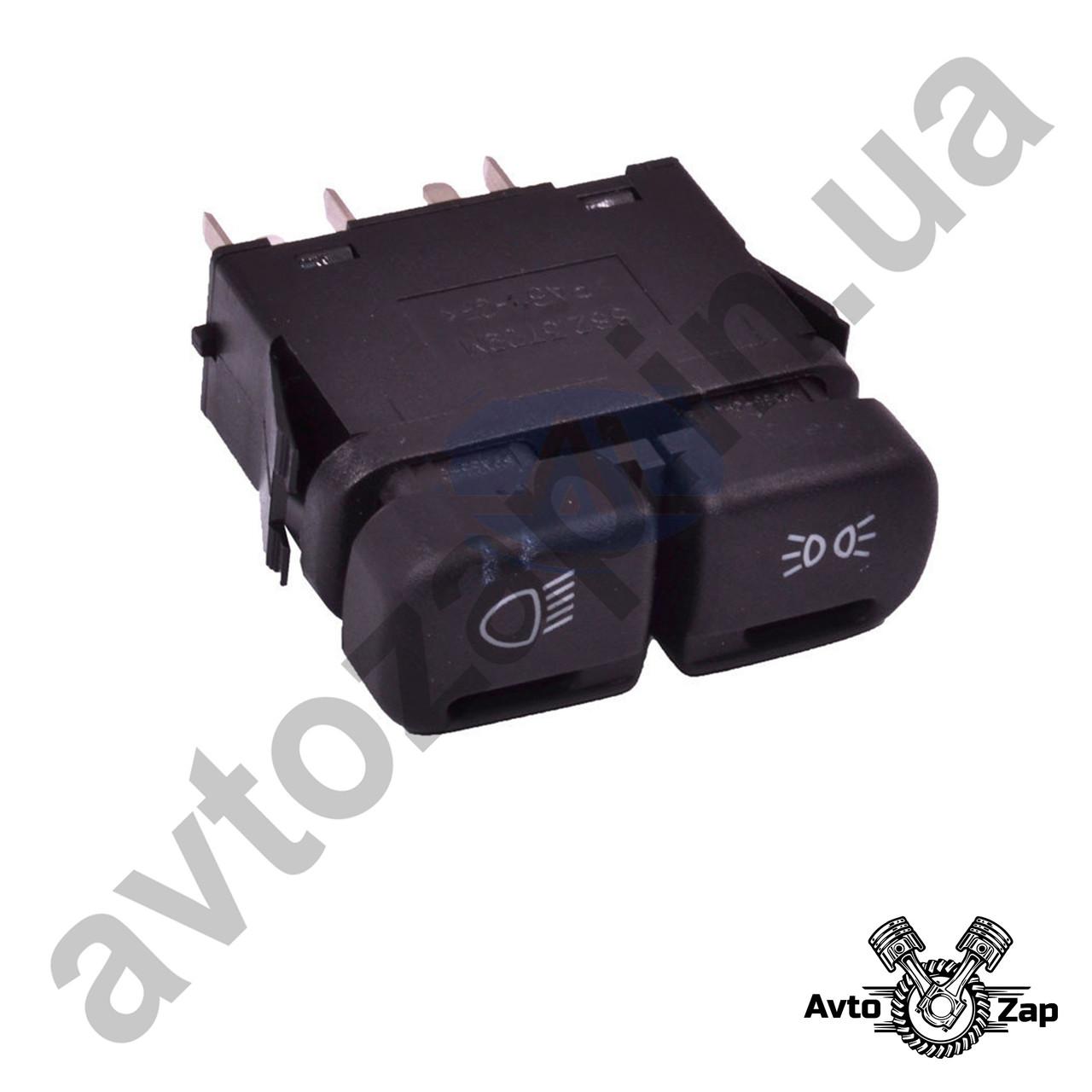 Кнопка включения наружного освещения ВАЗ 2108-09 выс. панель   11396