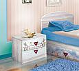 Мишель new Кровать 0,8, фото 3