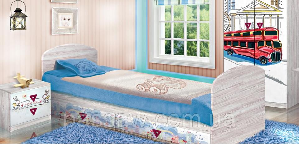 Мишель new Кровать 0,8