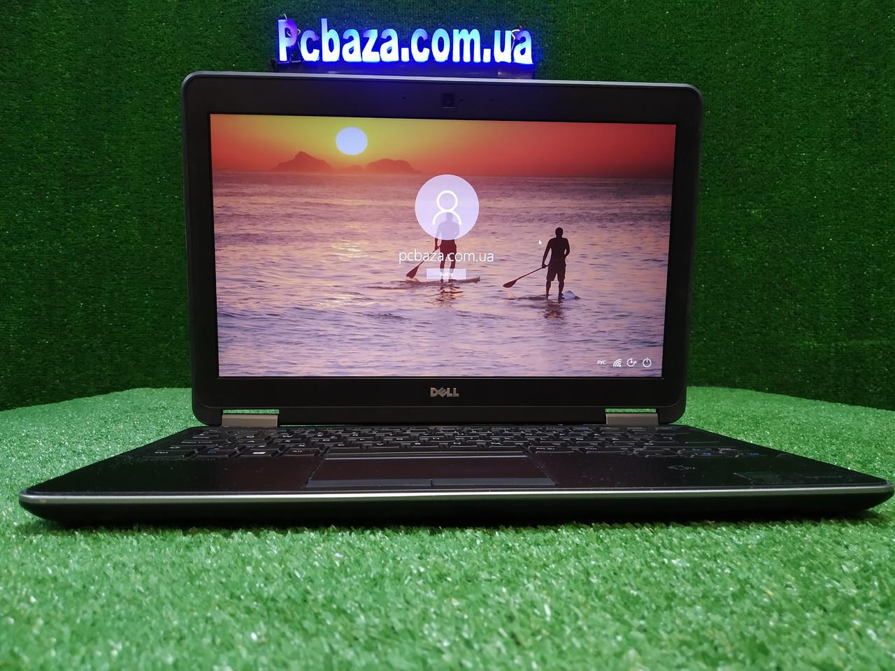 "12,5""  Ультрабук Dell Latitude e7240 \ Inte Core i3 4010u 1.7\ 8 ГБ \ 128 ГБ SSD \ Батарея до 5 ч Настроен!"