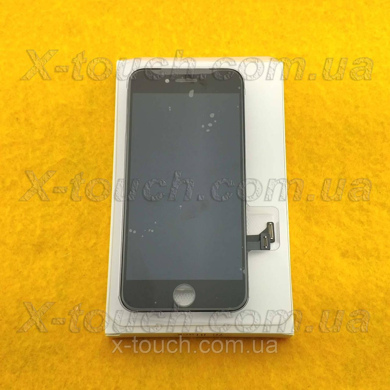 Модуль IPhone 7 дисплей (LCD) с сенсором для телефона, черный.