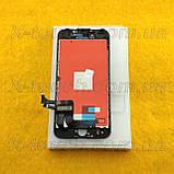 Модуль IPhone 7 дисплей (LCD) с сенсором для телефона, черный., фото 2
