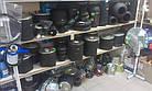Задняя пневмо-подушка Daf 45 LF, LF45 грузовая пневмоподушка в сборе 1407329, 1R11825 1D23G-1, фото 4